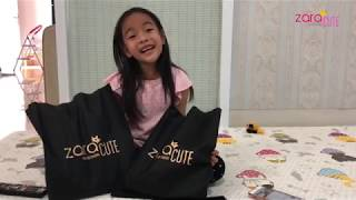 Pengumuman Pemenang Kuis Dadakan Zara Cute | Tas Bulu dan Kotak Pensil Smiggle