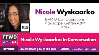 From Contracts to Creative A&R   Nicole Wyskoarko   EVP Urban Operations at Interscope Geffen A&M