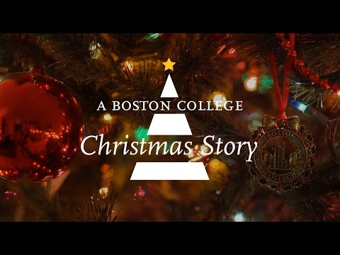 A Boston College Christmas Story