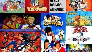 Booktag de Los Dibujos Animados | Booktube Perú