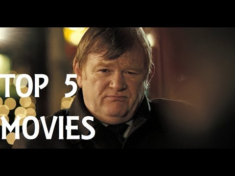 BRENDAN GLEESON'S TOP 5 MOVIES