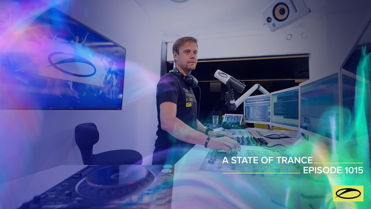 A State Of Trance Episode 1015 - Armin van Buuren (@A State Of Trance)