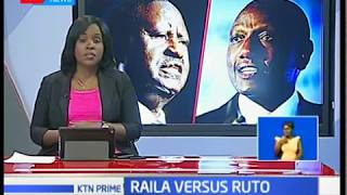 Jubilee leaders defend DP William Ruto over 'campaigns'