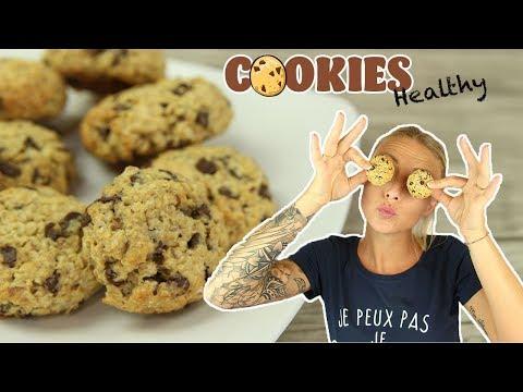 ♡•-recette-cookie-healthy-|-facile-et-rapide-•♡