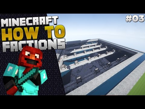 Minecraft: How To Factions - Blast Mining! #3 (Factions Tutorial Series!)