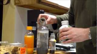 Soda Stream Geneis Demo