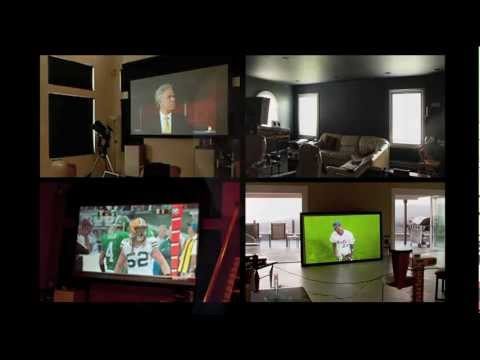 Choosing the Right Projector Screen: Part 1