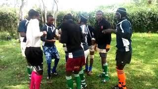 St cyprian rugby - Butchers having fun