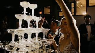 New Year's Countdown At The Bride And The Bauer in Kansas City