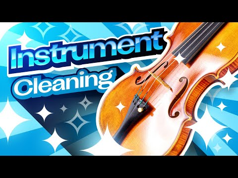 How To Clean Your Violin The Right Way