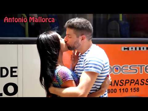 Kissing Prank - BUS STOP EDITION