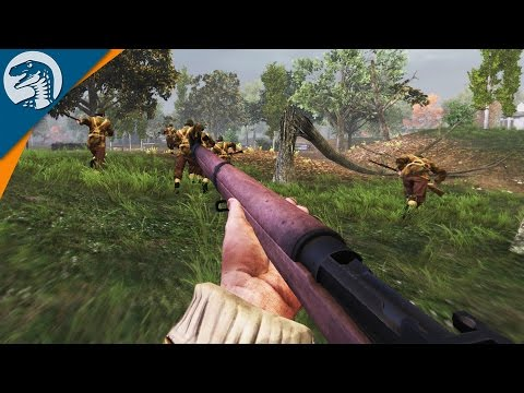 OPERATION: MARKET GARDEN DEFENSE  Heroes of the West RO2Rising Storm Mod Gameplay