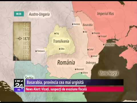 BASARABIA - istoria unei provincii românești