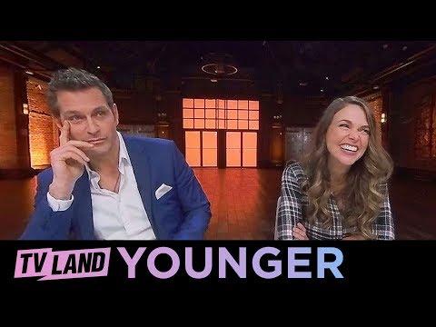Episode 1 Table Read Sneak Peek - 360 Video | Younger (Season 5) | TV Land