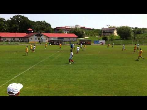 Meci fotbal ACS Progresul Cernica - Gradistea. Stadion Cernica 12-mai-2012