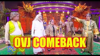 OVJ COMEBACK!  | OPERA VAN JAVA (16/01/21) Part 1