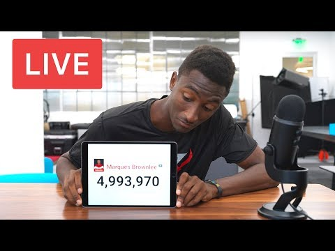 Download Youtube: The Road to 5,000,000! [LIVE]