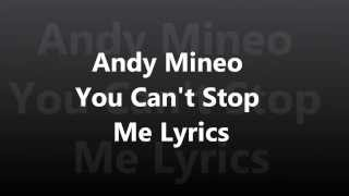 Andy Mineo You Can