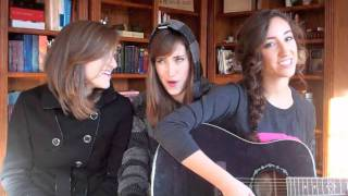 everybodys got somebody but me hunter hayes valentines day cover by gardiner sisters