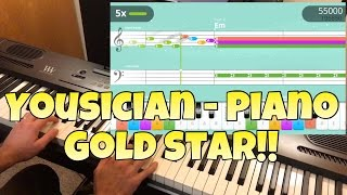 Download Yousician: One Man Band (Level 5 Piano Gold Star by NelsMedia) MP3 song and Music Video