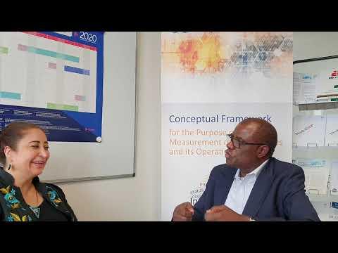 ILO COOP 100 Interview - Djankou Ndjonkou, former ILO Cooperative Education and Training Specialist