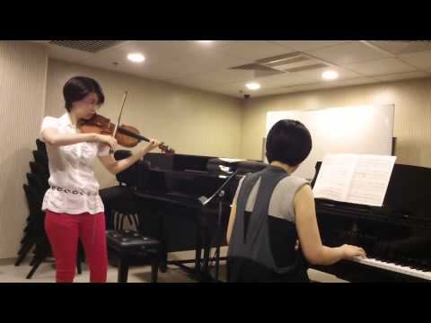 ABRSM Grade 3 C3 - Pal Jardanyi Hungarian Dance by Doris Lee and Helen Cha