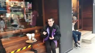 Kadıköy, gezmeler devam:)/ Кадыкёй, рестораны открылись, нет карантина в Турции,метро, Мармарай