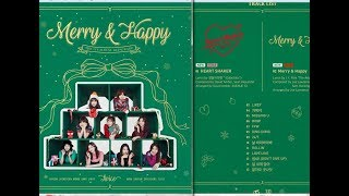 full albumtwice – merry happy repackage mp3