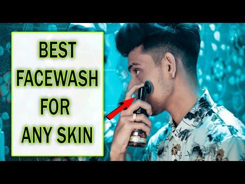 best-facewash-for-indian-men's-skin-|-hindi