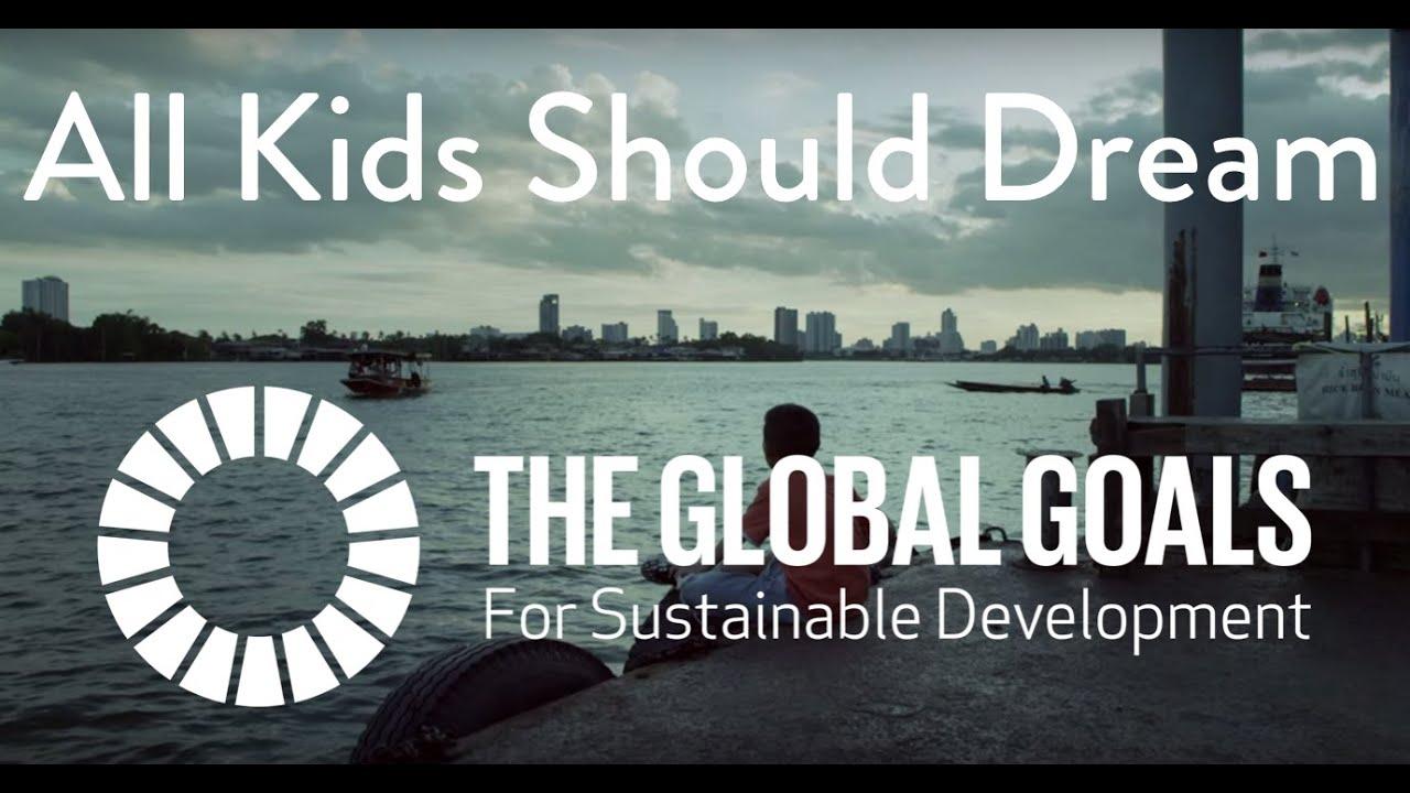 new product d730b cddbe All Kids Should Dream - Global Goals   Liverpool Football Club