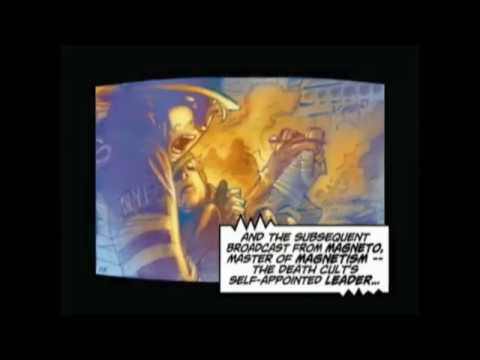 ULTIMATE X-Men Motion Comic Movie Volume 1