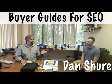 Dan Sure On Using Buy Guides For SEO # 137 - YouTube