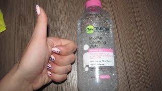 Recenzie: Apa micalara de la Garnier | Review Garnier Micellar Water Thumbnail