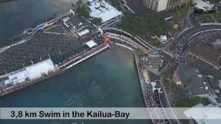 Ironman Hawaii 2013:  Race-Video