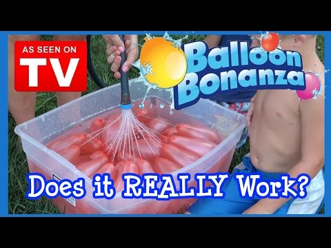 Balloon Bonanza - Does it really work?