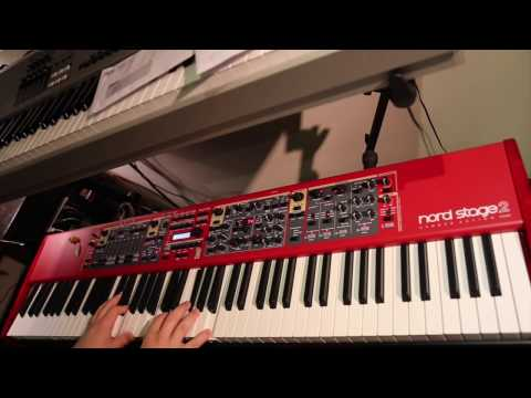 Sound Demo: Nord Stage2 Sound Mash-Up #1 [Various Artists]