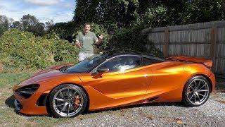 Вот почему McLaren 720S стоит $300 000