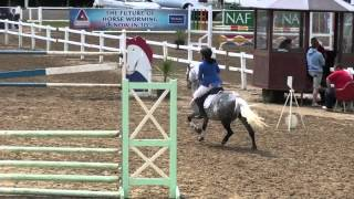 Anneliese Aitken and Whinney Lass w & w 128HOYS Qualifier 3rd round