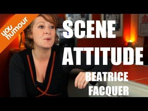 BEATRICE FACQUER - Le one woman show, c'est un truc de fou