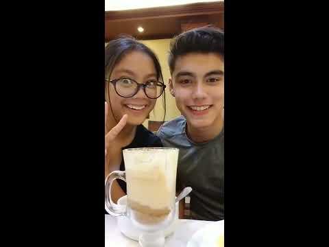 Bailey May and Ylona Garcia (Livestream on Instagram)