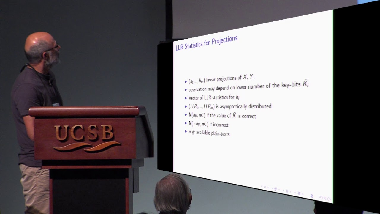 Separable Statistics, New Extension to Linear Cryptanalysis
