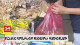 Pedagang Abai Larangan Penggunaan Kantong Plastik