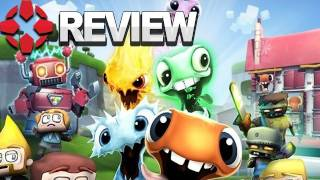 IGN Reviews - Little Deviants - Game Review