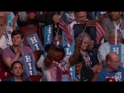 Governor Andrew Cuomo at DNC 2016