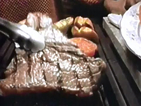 Beef Industry Board Beef It's What's For Dinner 1993 TV Commercial HD