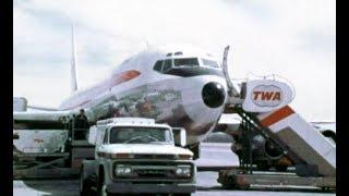 "TWA Boeing 707-131B - ""Washington Dulles International Airport"" - 1970"