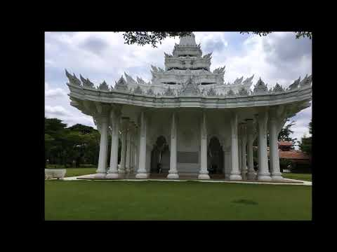 The Erawan Museum   &  The Ancient City   2017.8.27