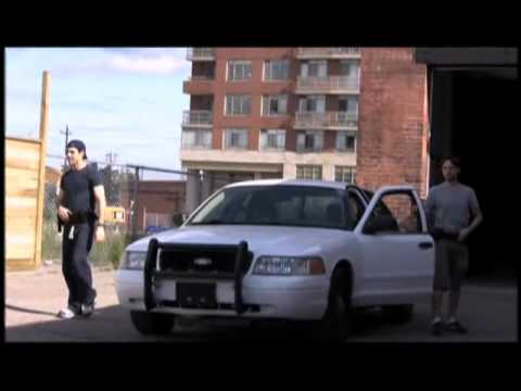 Rookie Blue: Ben Bass in training