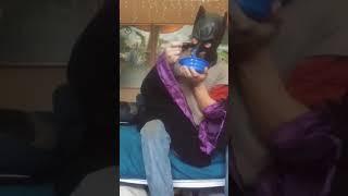 Bearded Batman Karaoke