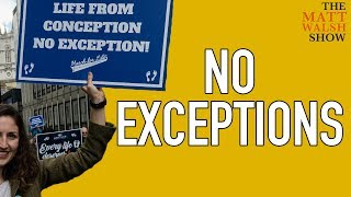 Should There Be Exceptions For Abortion?